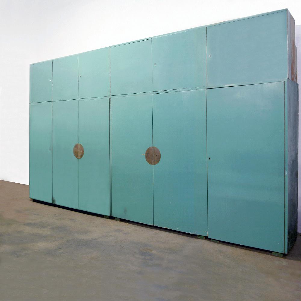 Bauhaus kleiderschrank  MODERN XX/ Bauhaus - Kleiderschrank / Wardrobe