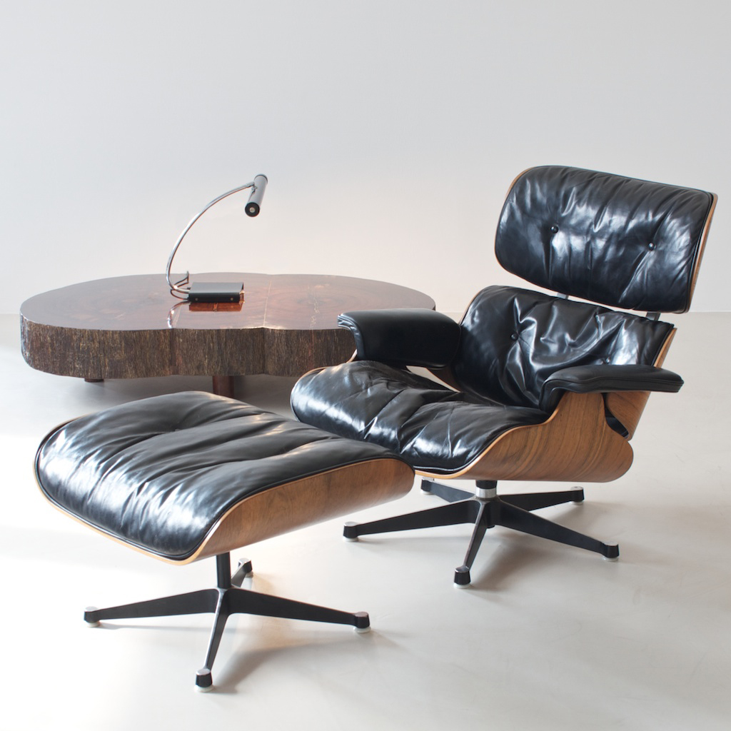 modern xx charles ray eames lounge sessel lounge chair 1972. Black Bedroom Furniture Sets. Home Design Ideas