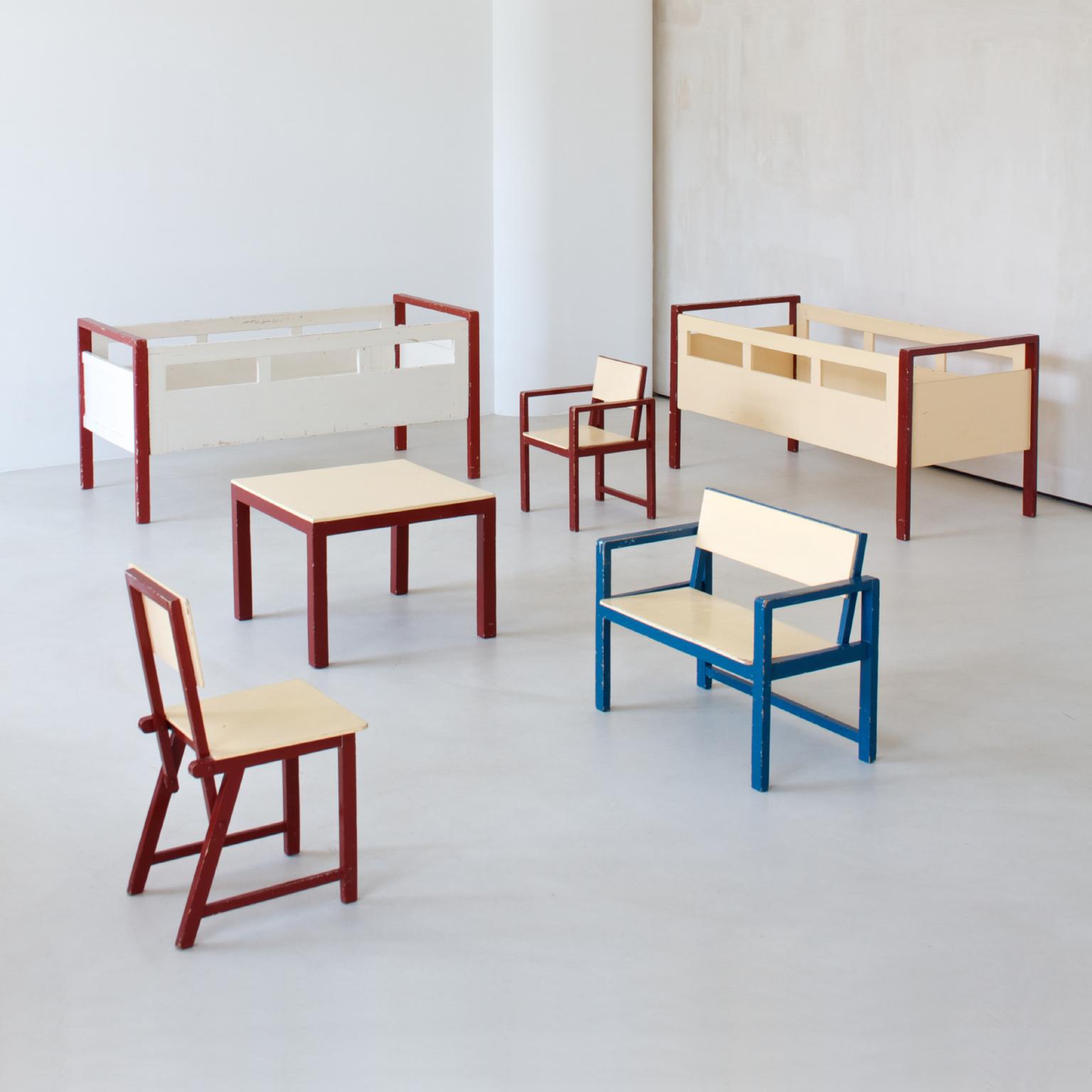 MODERN XX/ Erich Dieckmann - Kindermöbel/ Childrens furniture